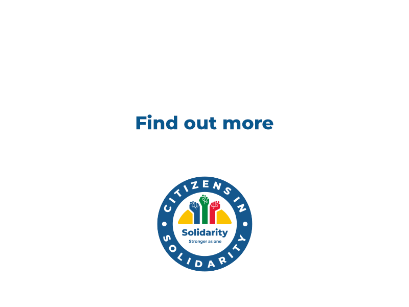 When we come together. We can do great things. Find out more