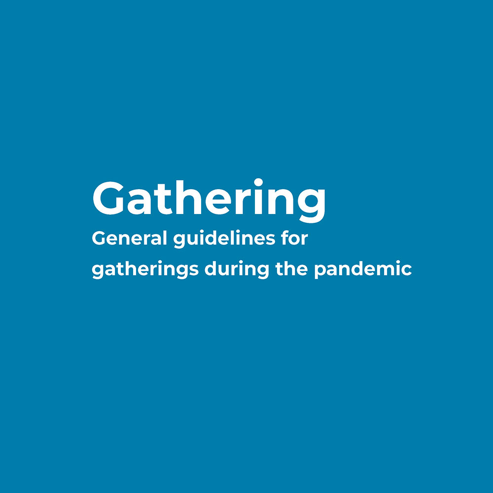 Places of Gathering - Guidelines