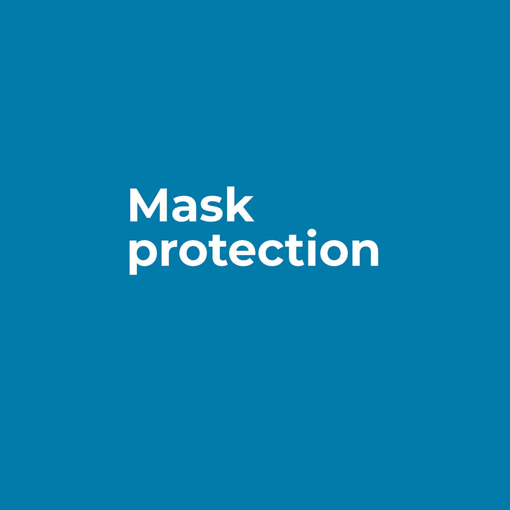 Mask protection